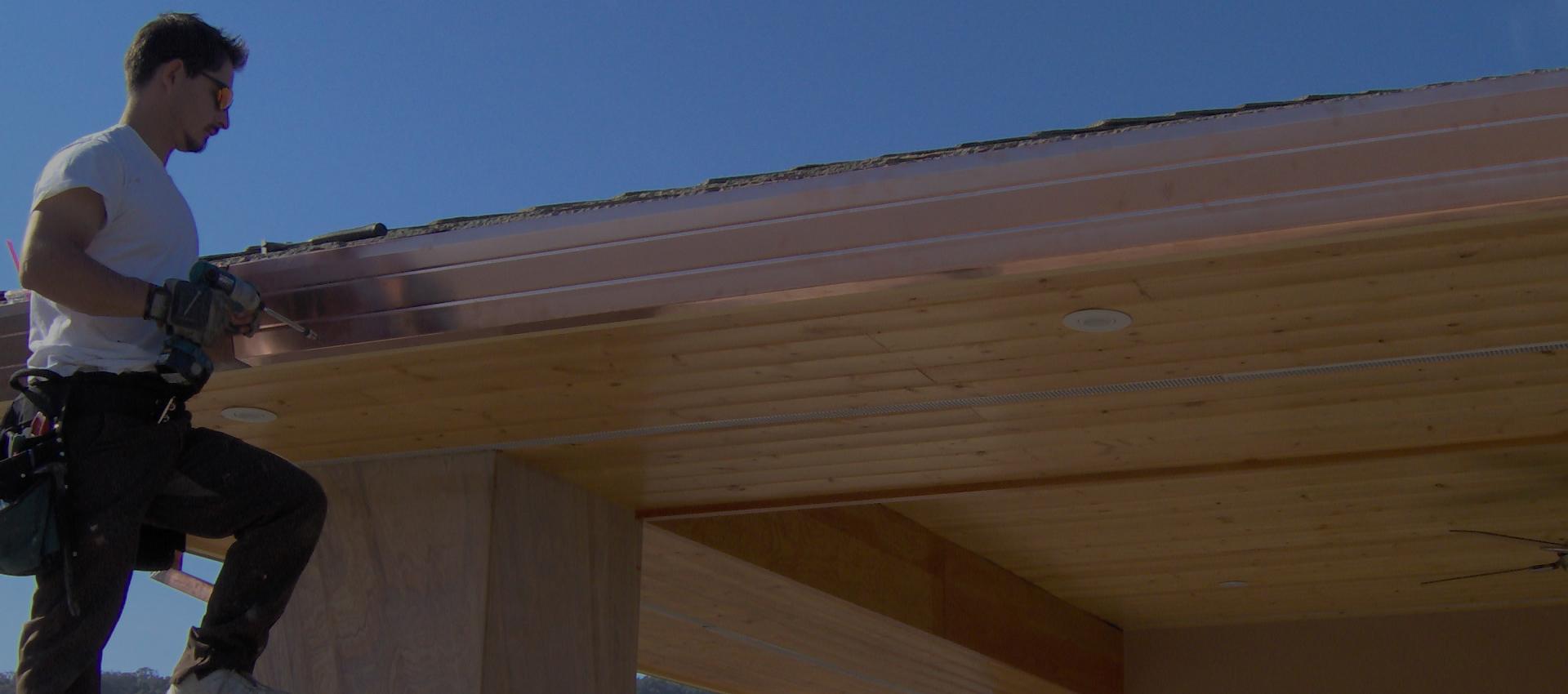 Home Signature Rain Gutters Metal Works
